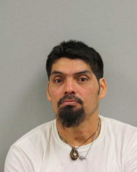 Roman Jimenez, 45, of Bristol, faces a number of charges after police say he intentionally rammed his SUV into another vehicle.