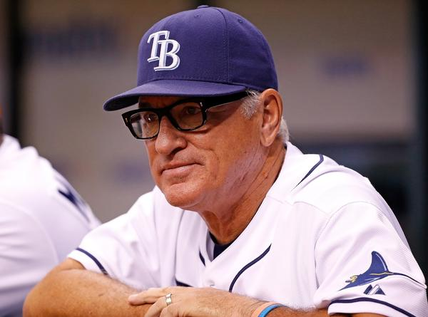 Tampa Bay Manager Joe Maddon said he thinks only a minority of major league managers and coaches will take statistical rankings into consideration when voting for Gold Glove awards.