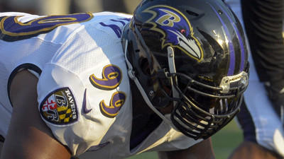 Ravens defensive line rotation appears to be settled
