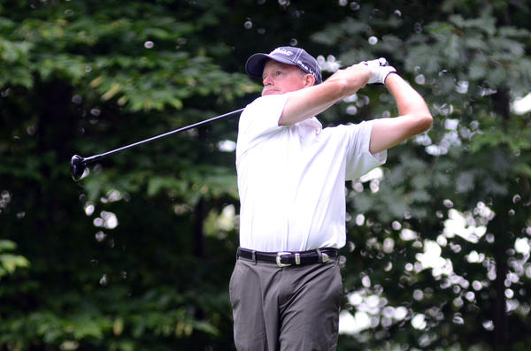 Barry Redmond of Boyne Golf Academy in Harbor Springs and winner of the 1990 and 1992 Michigan PGA Professional Championship is among a host of area golf professionals playing this week in the 93rd tournament at Oakland University which begins today, Monday.