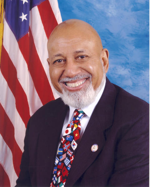 US Rep Alcee Hastings Handout photo provided by: Alcee Hastings office