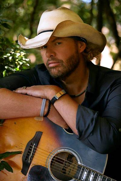 Toby Keith comes to the Comast Theater in Hartford on Aug. 25.