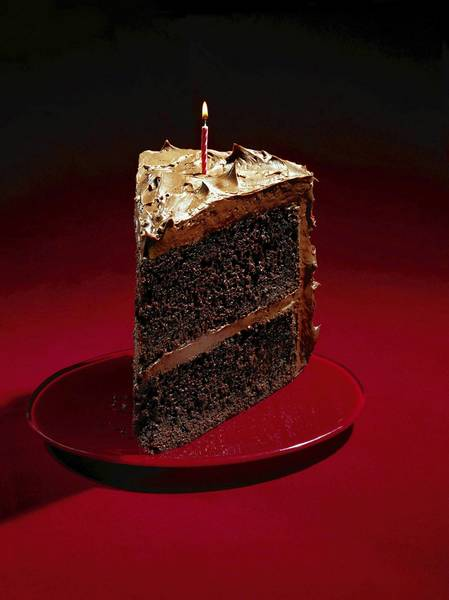 A reader was in search of a particular cake recipe for a friend's birthday -- and we found the details in a past column. (Our version calls for three layers.)