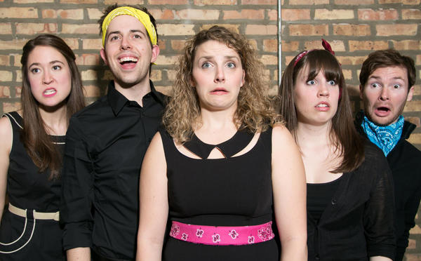 All of Our Feelings at Once is one of the dozens of acts scheduled to perform at new improv comedy festival A Jangleheart Circus