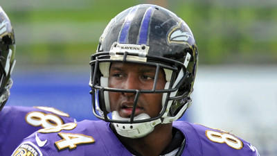 Ed Dickson, Elvis Dumervil, Torrey Smith return to practice Mon…
