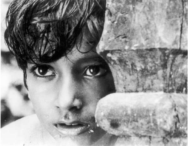"The restored ""Pather Panchali,"" the first in Indian filmmaker Satyajit Ray's ""The Apu Trilogy,"" screens Sept. 6 at the Samuel Goldwyn Theatre."