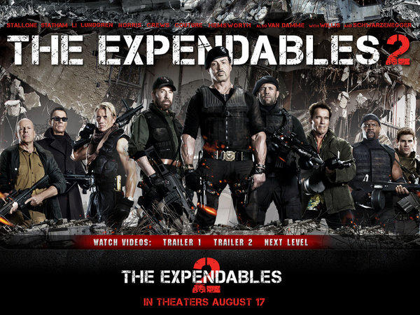 "Lionsgate and Millenium Films have begun filming ""The Expandables 3"" in Bulgaria."