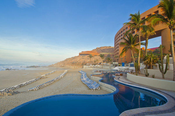 Mango menu items and cooking classes are offered at Westin Resort & Spa, Los Cabos, Mexico.