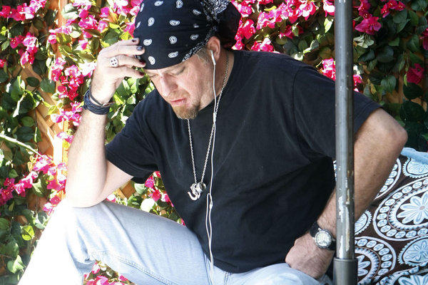 """Leif Garrett in 2010, when he was on """"Celebrity Rehab With Dr. Drew."""""""