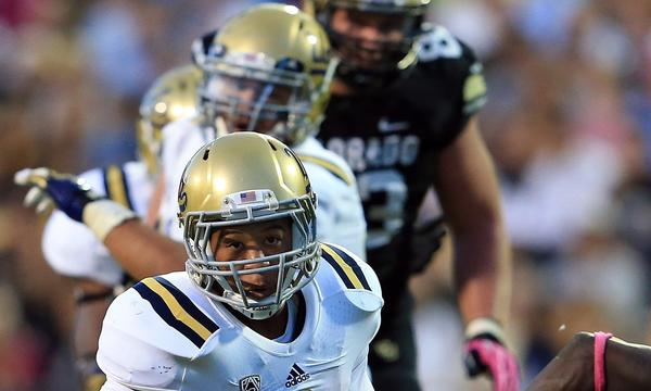 UCLA's Jordon James is eager to play a leading role in the Bruins' running back-by-committee approach to the ground game.