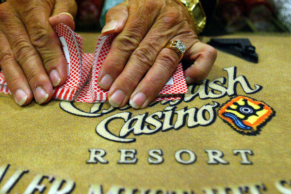 The Santa Ynez Band of Chumash Indians operates a casino and resort on its reservation northwest of Santa Barbara.