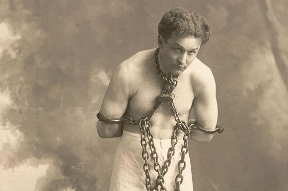 Harry Houdini will be the subject of an upcoming History miniseries.