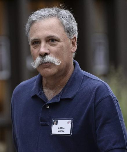 Chase Carey at Allen & Co. Media Summit