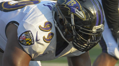 Defensive line could be the Ravens' best
