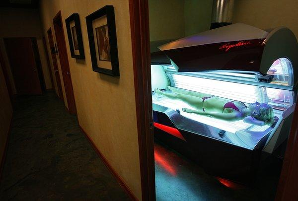 Beware of the killer tanning bed latimes for 24 hour tanning salon los angeles
