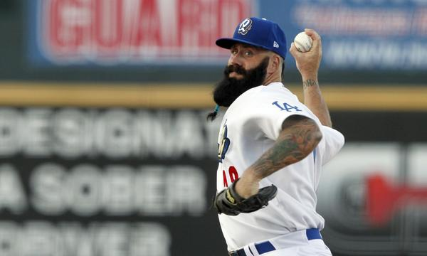 Reliever Brian Wilson understands he'll need to meet certain expectations if he wants to stay in the Dodgers' bullpen.