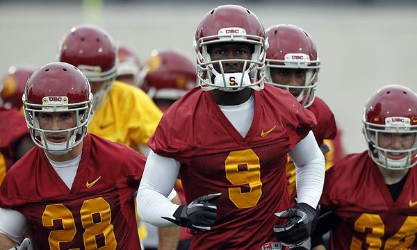 USC wide receiver Marqise Lee is confident he'll be healthy enough to play in the Trojans' season opener against Hawaii.