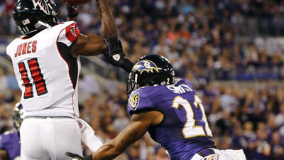 Jimmy Smith finds lessons in sluggish performance vs. Falcons