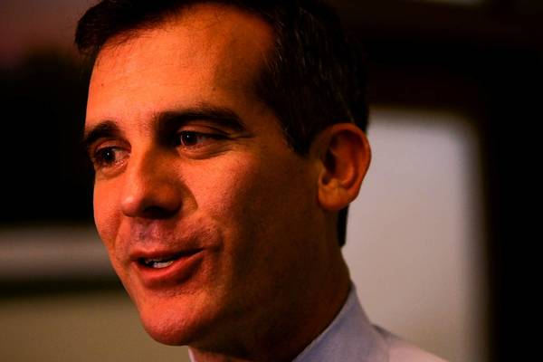 Los Angeles Mayor Eric Garcetti over the next few weeks must spend a portion of each workday away from City Hall, fulfilling Navy Reserve duty, while some council members are growing concerned about the fate of a DWP salary deal.
