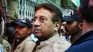 Former Pakistan leader Musharraf indicted in Bhutto assassination