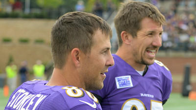 Veterans Stokley, Clark set for increased role against Panthers