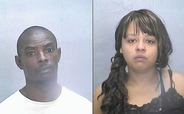 Mujahid Rashid, 35, and his alleged accomplice, Regina R. Reed, 25, were arrested and charged with several counts stemming from a bank robbery in Newport News.