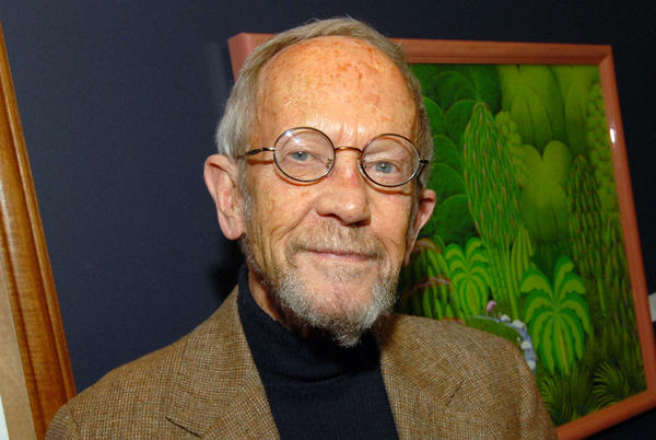 "Elmore Leonard attends the ""Jackie Brown"" screening at the N'Namdi Center for Contemporary Art in Detroit in 2012."
