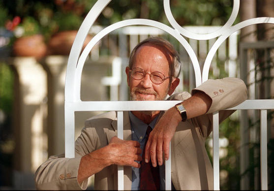 Elmore Leonard, one of America's best-known crime novelists, died Tuesday morning. 