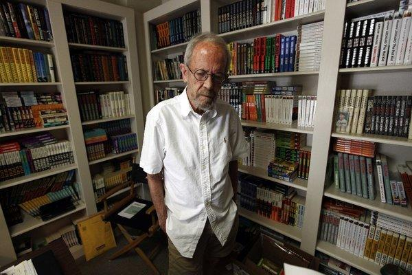 Writer Elmore Leonard dies Tuesday at age 86