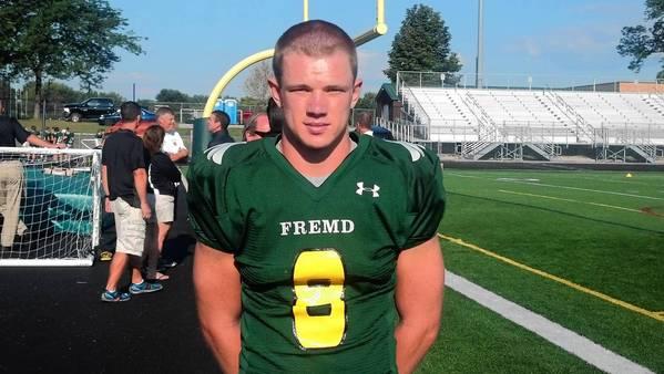 Fremd Quarterback Sam Beutler
