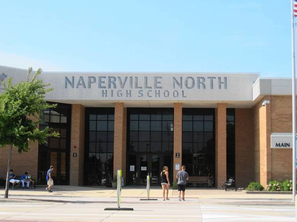 Roughly 86 percent of Naperville Unit District 203's class of 2011 expressed some level of satisfaction with their high school experience.