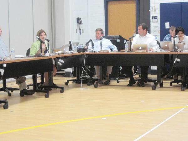Officials from Hinsdale-Clarendon Hills School Disrict 181 expect to spend less next year.
