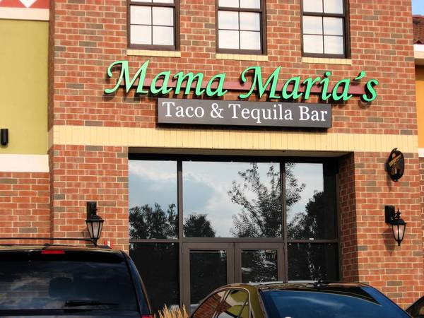 Mama Maria's opened earlier this summer at 16117 S. LaGrange Road right next to Concannon's Ottimo Ristorante Italiano.