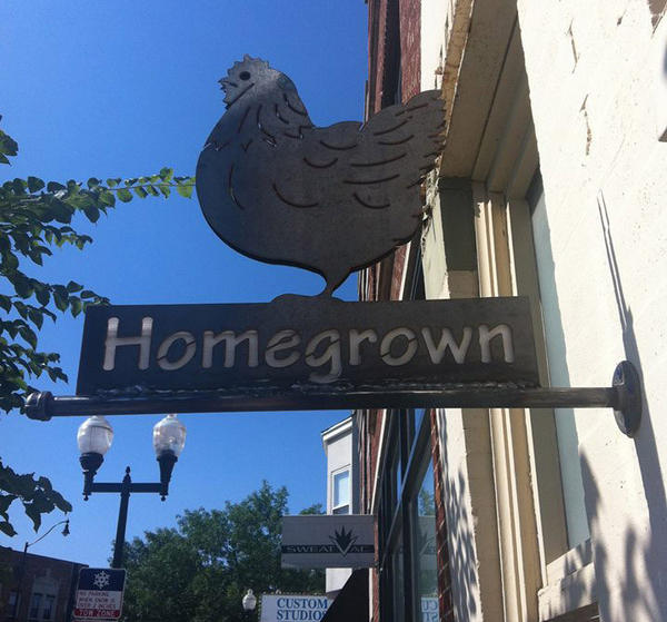 Homegrown Cafe