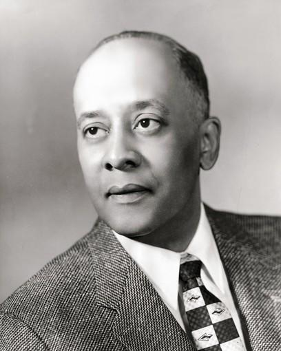 Walter H. Dyett, chairman of the music department of DuSable High School and for nearly 25 years leader of the school's bands, helped start the careers of many prominent musicians.