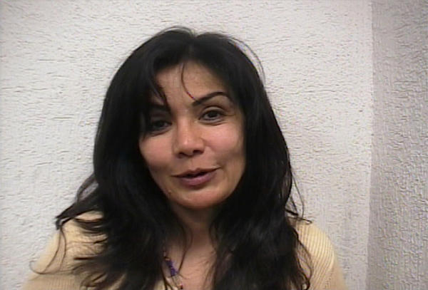 This Sept. 28, 2007 shows Sandra Avila Beltran, known as the Queen of the Pacific, after she was arrested by federal agents outside a restaurant in southern Mexico City.