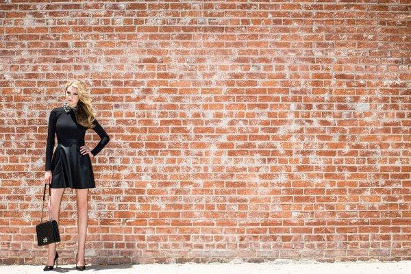 A little black dress is among those that will be offered on the One Dress a Day website.