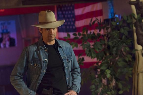 "Timothy Olympant in ""Justified"""