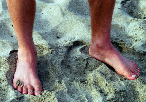 Human feet resemble those of apes more than had been thought