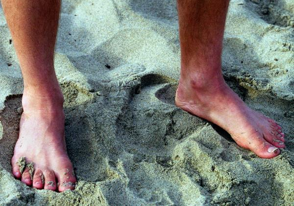Human feet may be more similar to those of apes than previously thought, according to a study published in the Proceedings of the Royal Society B.