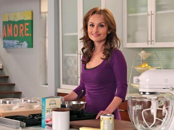 Giada de Laurentiis plans to open her first restaurant.