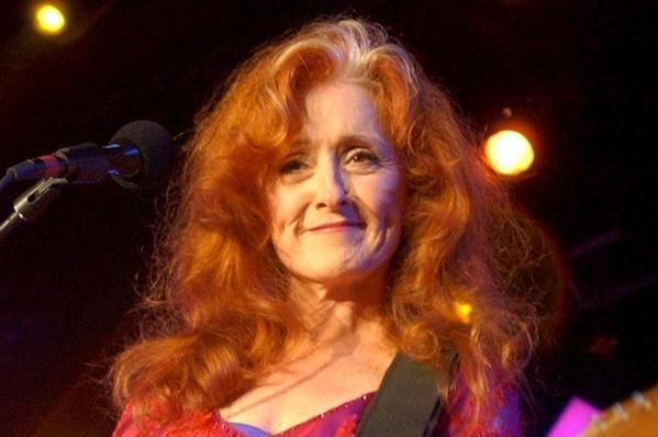 Bonnie Raitt will perform as part of the Pacific Symphony's Wavelength Festival.