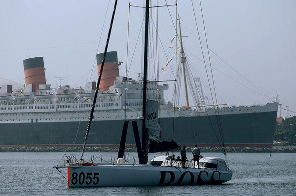 The Queen Mary will be host to the Art Deco Festival over Labor Day weekend.