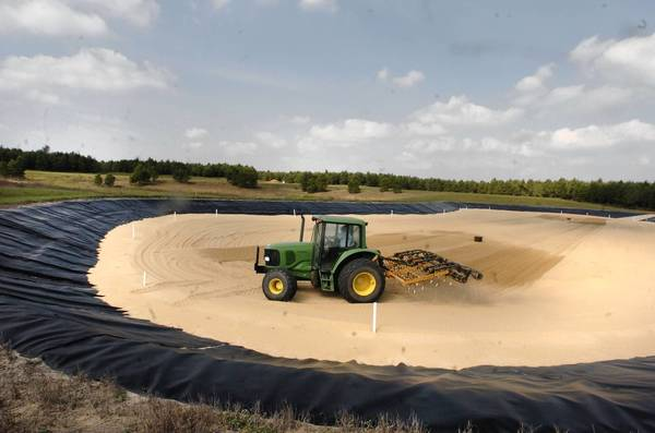 Conserv II is an Orange County-Orlando water-reclamation project.