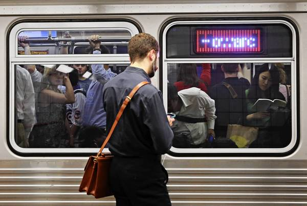 The RTA controls a small amount of money known as discretionary funds, and over the last five years the CTA has received 97 percent of that money.