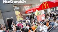Fast-food worker strikes coming to Los Angeles; higher wages sought
