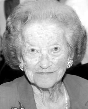 Lucille Miller O'Brien