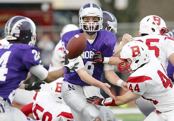 Downers Grove North's David Edwards