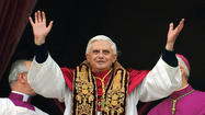 Ex-Pope Benedict on why he resigned: 'God told me to'