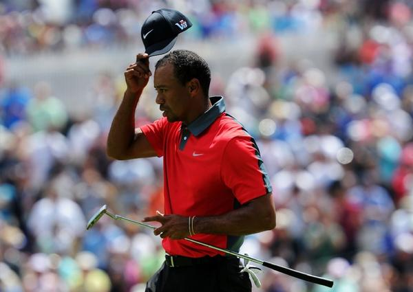 Though he's stumbled in the majors, Tiger Woods has won five PGA tournaments this year.